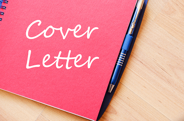 How To Write The Perfect Cover Letter Application Letter